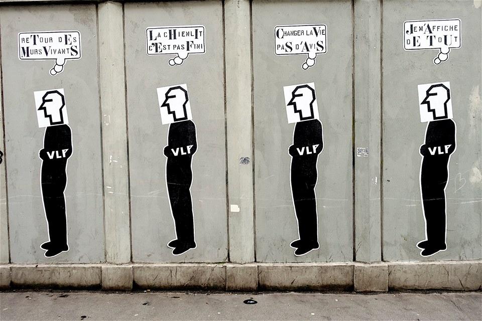 vlp vive la peinture retrospective exposition jean gabaret michel espagnon4 - Rétrospective Vive La Peinture : il était une fois les pères du graffiti