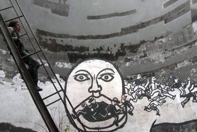 zooproject-hommage-bilalberreni-peinture-arturbain-streetart-ulule-radar-murale-@antoinepage