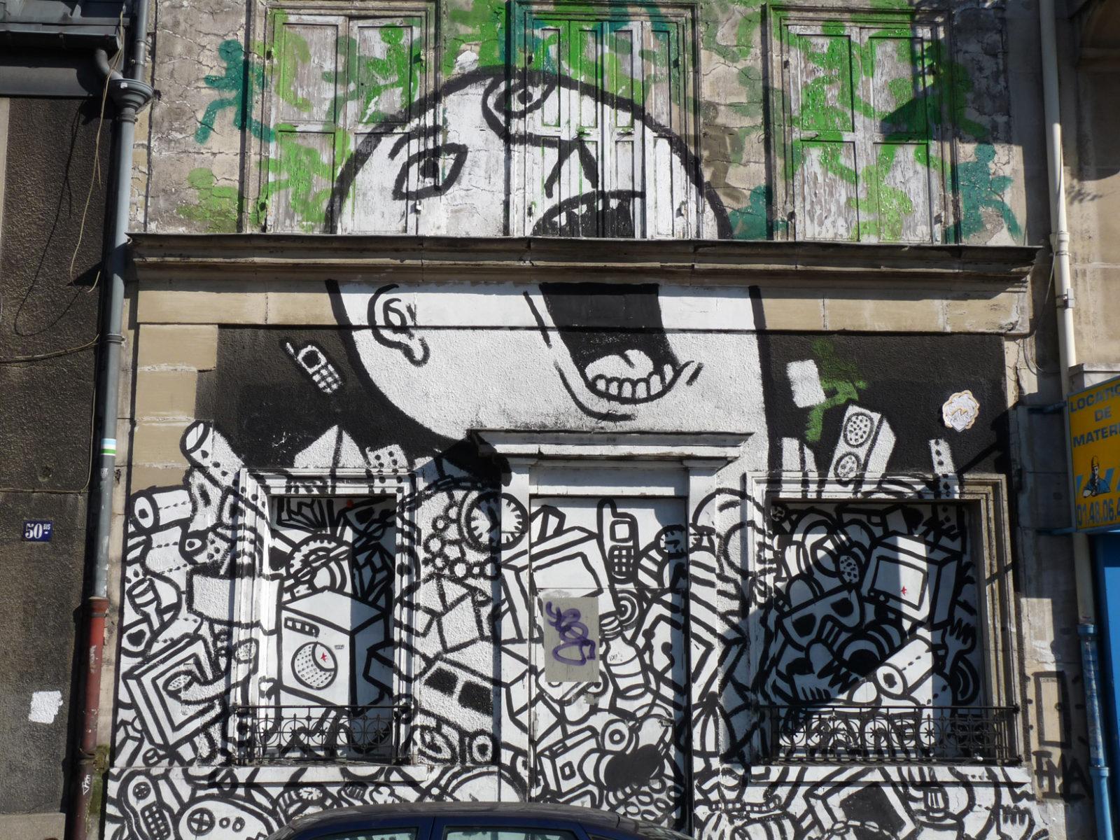zooproject hommage bilalberreni streetart ulule radar murale marseille graffiti etienne lebled - Coup de pouce RADAR x Ulule : Hommage à Zoo project