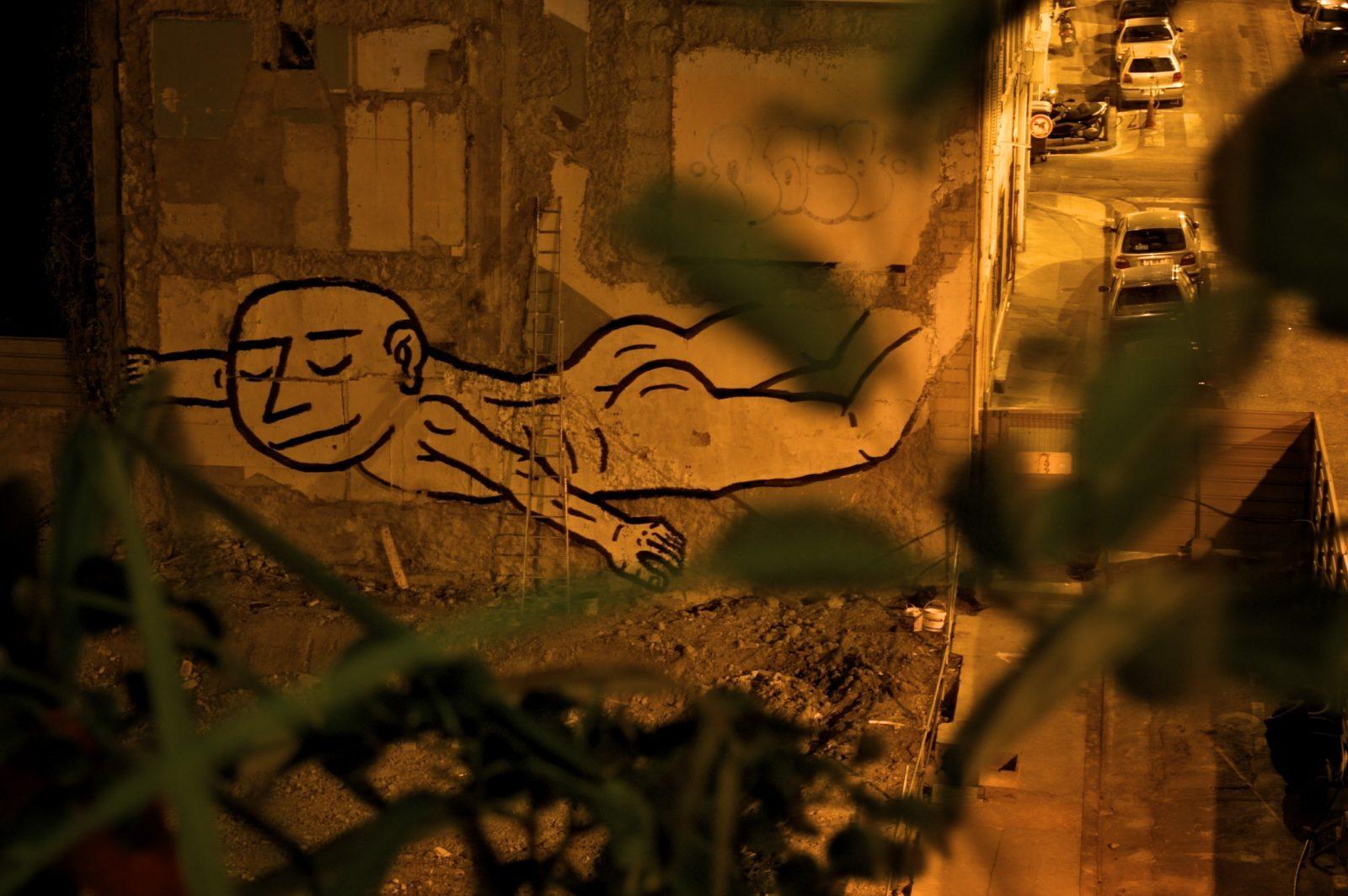 zooproject hommage bilalberreni streetart ulule radar murale marseille graffiti nuit tommenigault - Coup de pouce RADAR x Ulule : Hommage à Zoo project