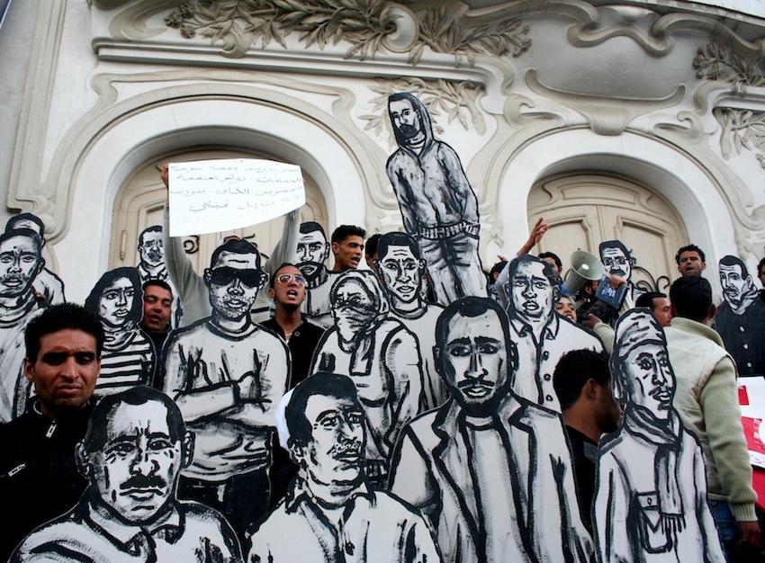 zooproject hommage bilalberreni streetart ulule radar revolte tunisie graffiti.emilienbernard - Coup de pouce RADAR x Ulule : Hommage à Zoo project
