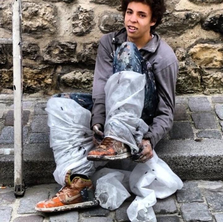 zooproject hommage bilalberreni streetart ulule radar - Coup de pouce RADAR x Ulule : Hommage à Zoo project
