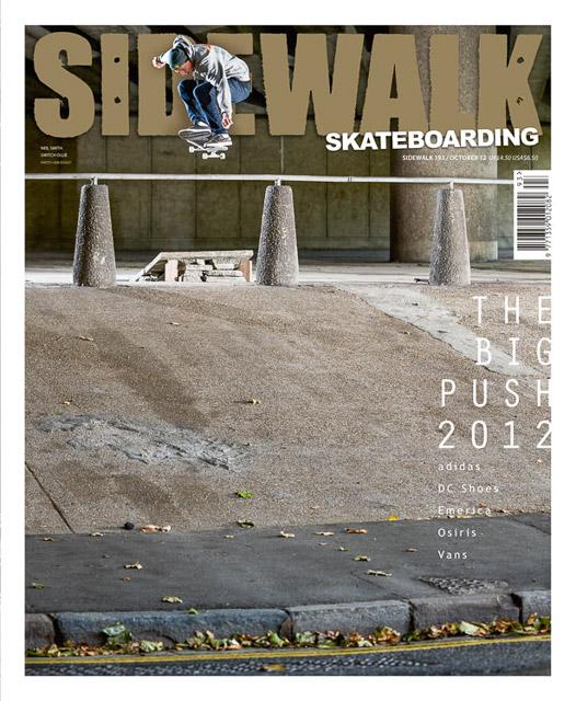 SamAshley photo skateboard cover magazine sidewalk skater 2 - Sam Ashley, le photographe qui immortalise la culture skate depuis 15 ans