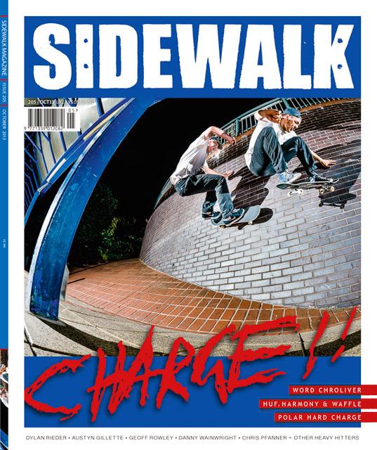 SamAshley photo skateboard magazine sidewalk skater  - Sam Ashley, le photographe qui immortalise la culture skate depuis 15 ans