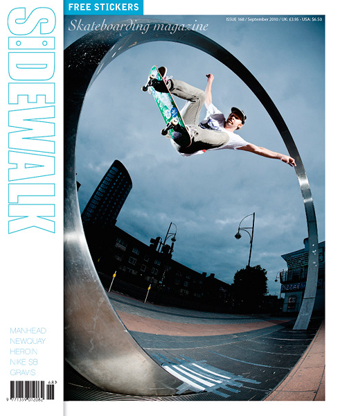 SamAshley photo skateboard magazine sidewalk skater cover  - Sam Ashley, le photographe qui immortalise la culture skate depuis 15 ans