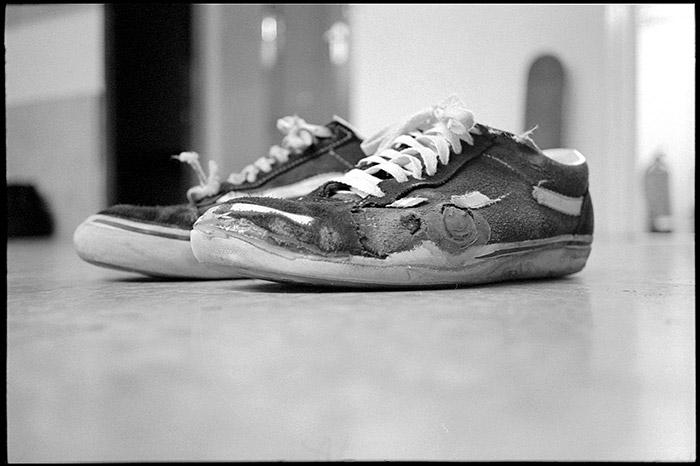 SamAshley photo skateboard skater baskets vans - Sam Ashley, le photographe qui immortalise la culture skate depuis 15 ans