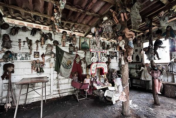 IsladelasMunecas nssr21 lileauxpoupees urbex halloween effrayant mexique - L'Île des poupées, l'un des lieux abandonnés les plus effrayants au monde