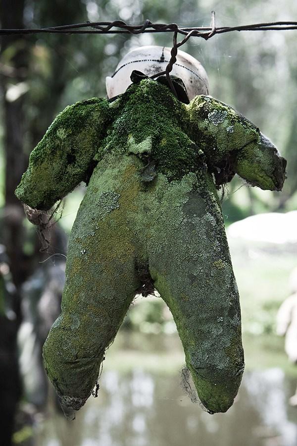 IsladelasMunecas nssr21 lileauxpoupees urbex halloween effrayant peur mousse - L'Île des poupées, l'un des lieux abandonnés les plus effrayants au monde