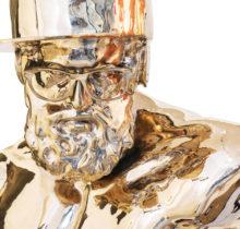 Léo Caillard transforme des statues grecques en hipsters de la première heure