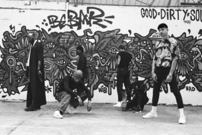 Goodirtysound gds gang asnieres squat graffiti soirees paris polaroid 400x268 - Goodirtysound, le collectif qui secoue les nuits parisiennes, recherche un nouveau spot !