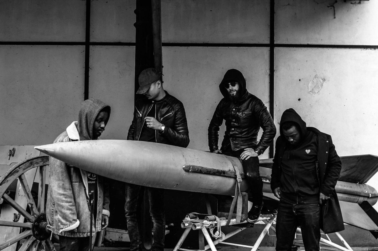 Goodirtysound gds squat sevran missile soirees paris polaroid - Goodirtysound, le collectif qui secoue les nuits parisiennes, recherche un nouveau spot !