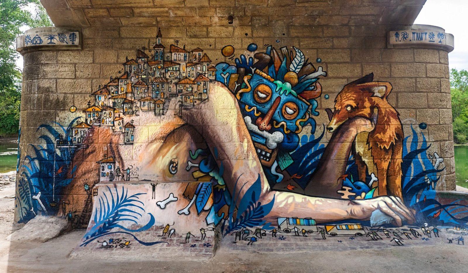 Iretge ulule radar argentique livre projet soutien murale fresque - Des idées de cadeaux cools à offrir à Noël aux amateurs de tendances urbaines