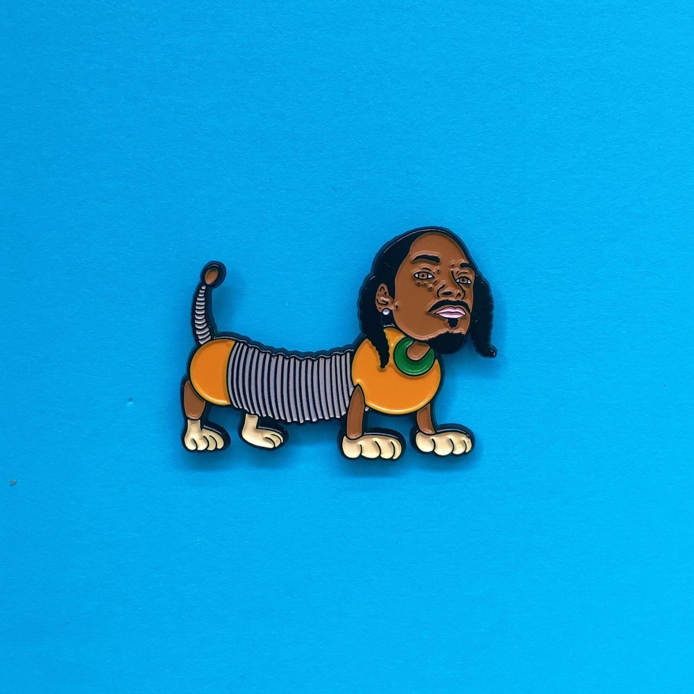 Pony illustration montreal snoopdoggydog pins thug - Pony, des illustrations délurées qui flirtent avec la culture street