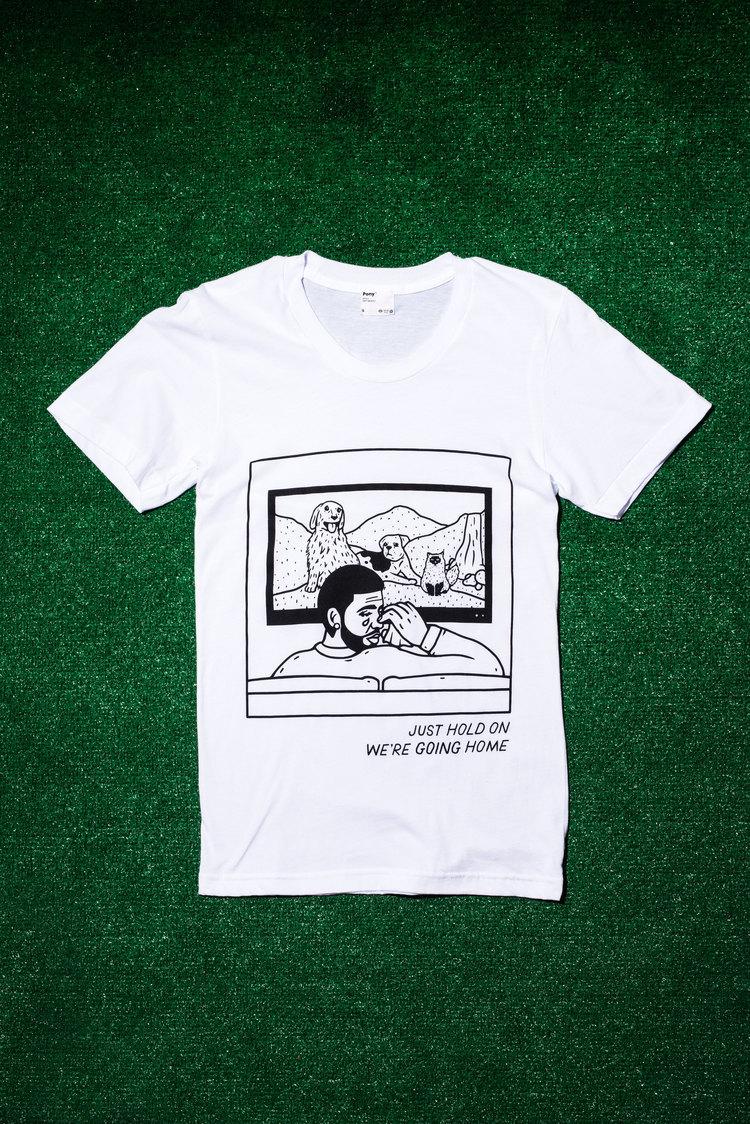 Pony illustration montreal tees drake doodle fashion streetstyle streetwear - Pony, des illustrations délurées qui flirtent avec la culture street