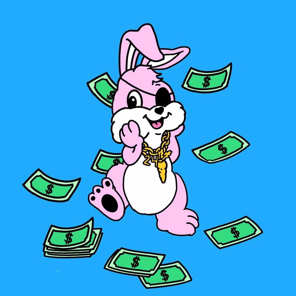 Pony illustration street doodle montreal carrotte lapin - Pony, des illustrations délurées qui flirtent avec la culture street