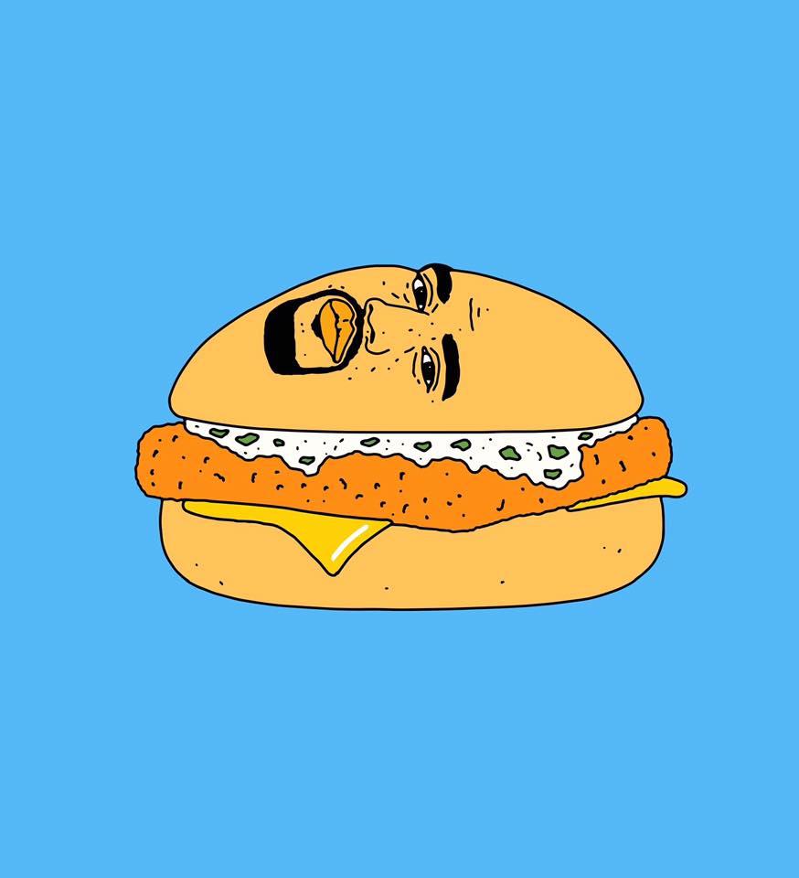 Pony illustration street doodle montreal puffdaddy diddy burger - Pony, des illustrations délurées qui flirtent avec la culture street