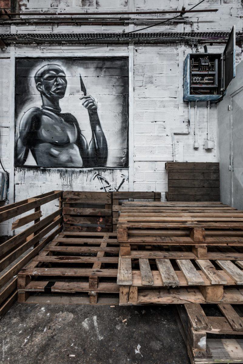 lendroit en153droit asniere goodirtysound GDS graffiti squat underground palette - Goodirtysound, le collectif qui secoue les nuits parisiennes, recherche un nouveau spot !