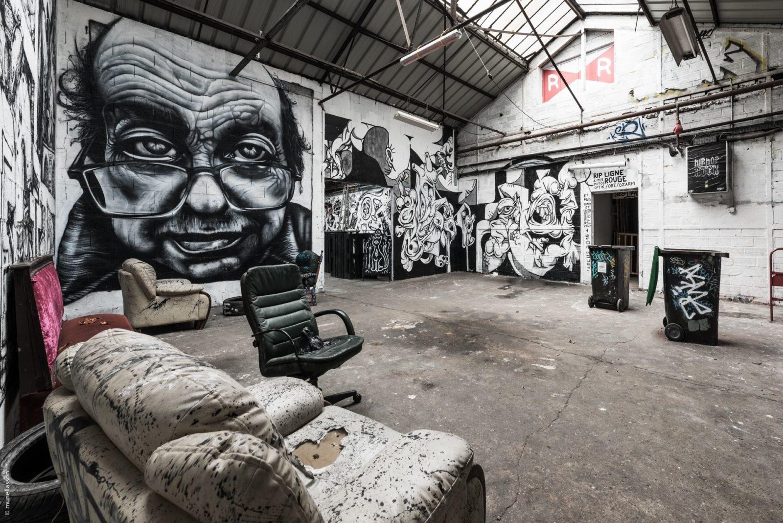 lendroit en153droit asniere goodirtysound GDS - Goodirtysound, le collectif qui secoue les nuits parisiennes, recherche un nouveau spot !