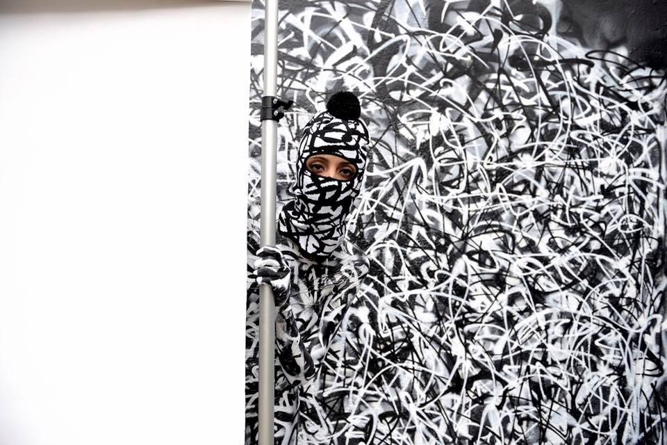 Rafael Sliks pixacao streetart groundeffect galerie exposition graffiti 1 - Sliks représente le pixaçao, graffiti vandale brésilien, à la galerie Ground Effect