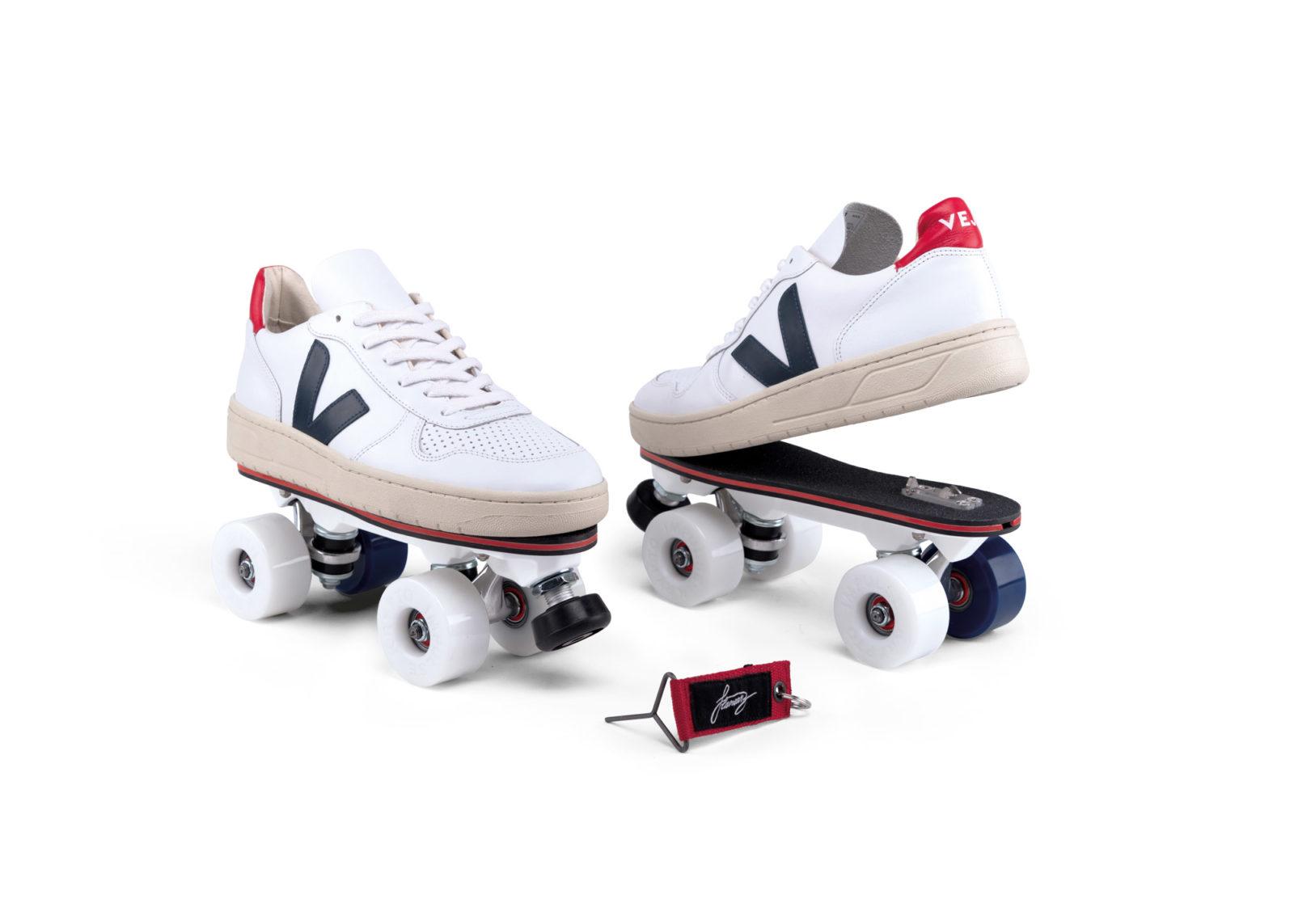 flaneurz vega quad roller roller quad vintage radar noel cadeau streetculture - Des idées de cadeaux cools à offrir à Noël aux amateurs de tendances urbaines