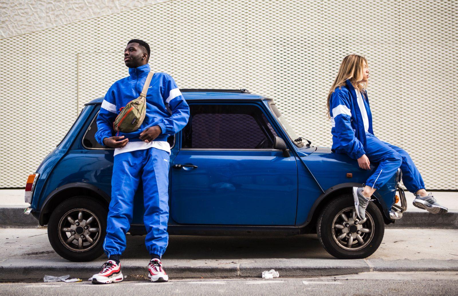 truevision trvsn streetwear paris street paris hiver 2018 noel cadeau bleu - Des idées de cadeaux cools à offrir à Noël aux amateurs de tendances urbaines
