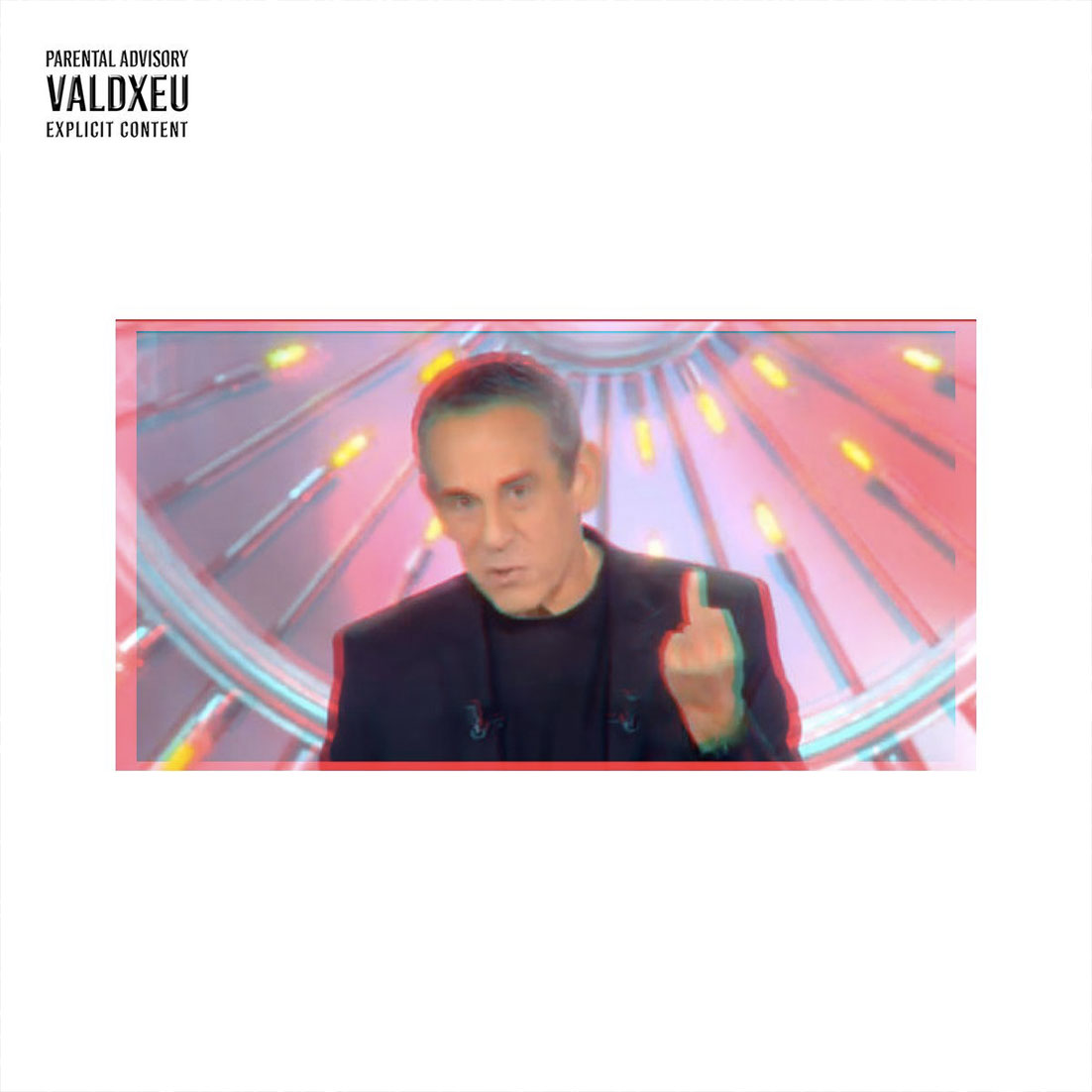 """Vald cover fans rap creation musique xeu ardisson - Les meilleures pochettes réalisées pour """"XEU"""", le nouvel album de Vald"""