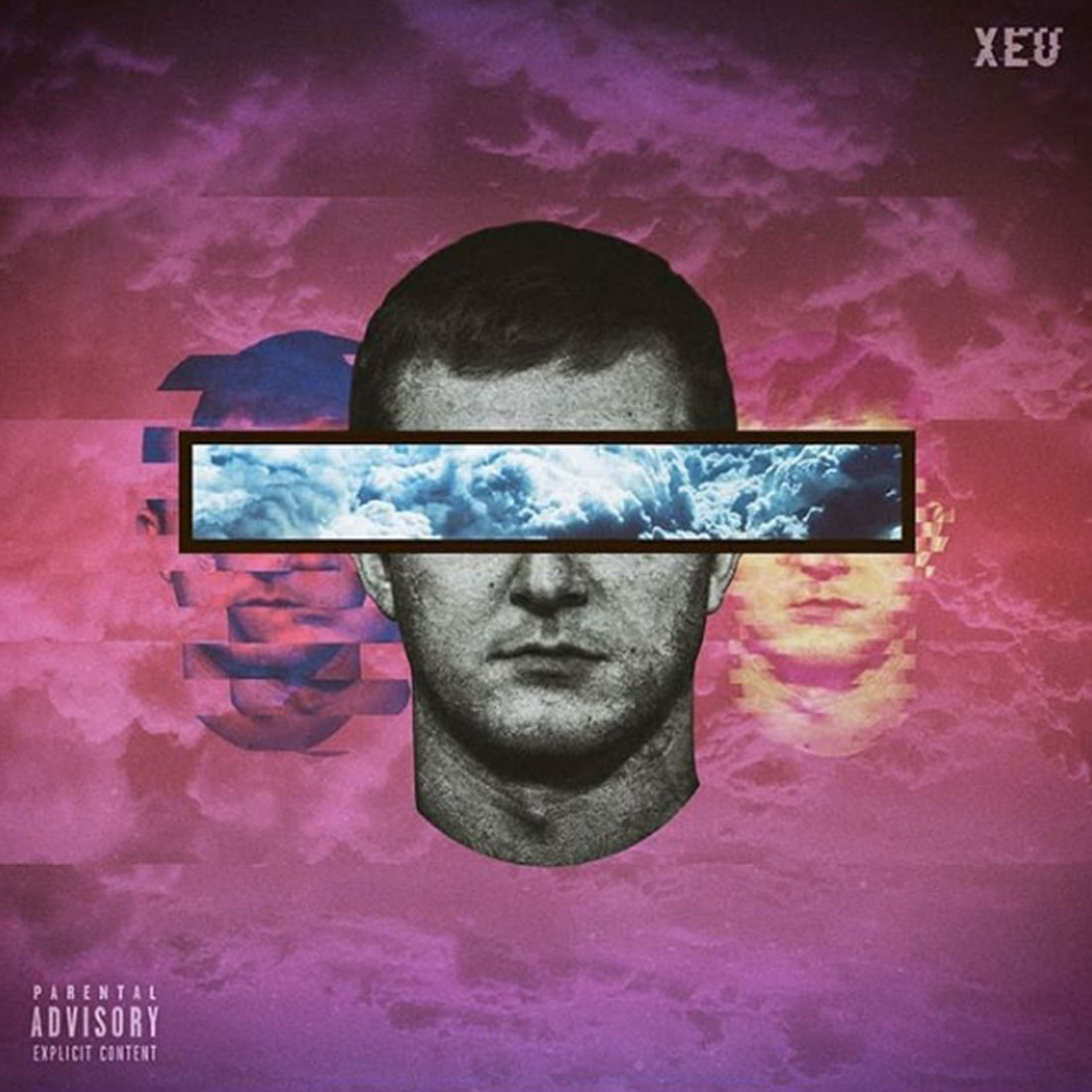 """Vald cover fans rap creation musique xeu visage - Les meilleures pochettes réalisées pour """"XEU"""", le nouvel album de Vald"""