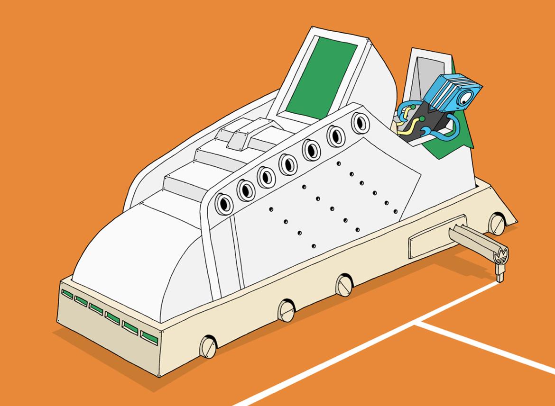 adidas ghica popa illustration sneakers baskets art detournement 1 - L'illustrateur Ghica Popa transforme des sneakers en vaisseaux spatiaux