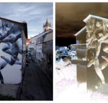 Les peintures murales de Bosoletti se...