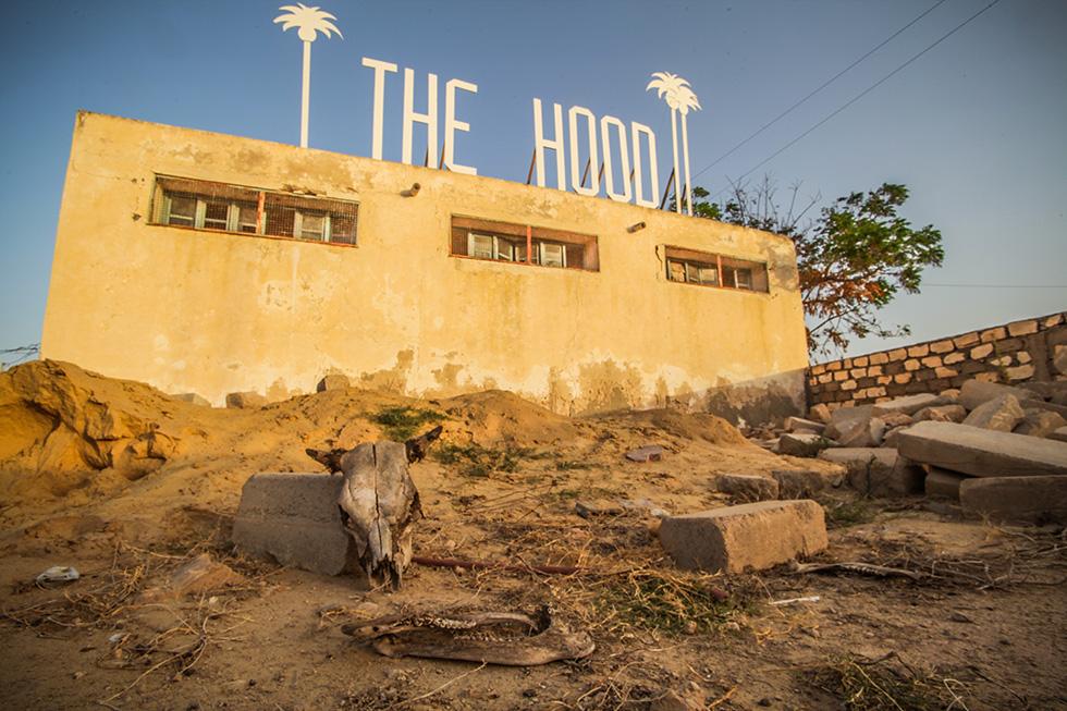 cintorino djerbahood tunisie street art galerie village fresque the hood - Sur l'île de Djerba, un petit village tunisien porte haut les couleurs du street art