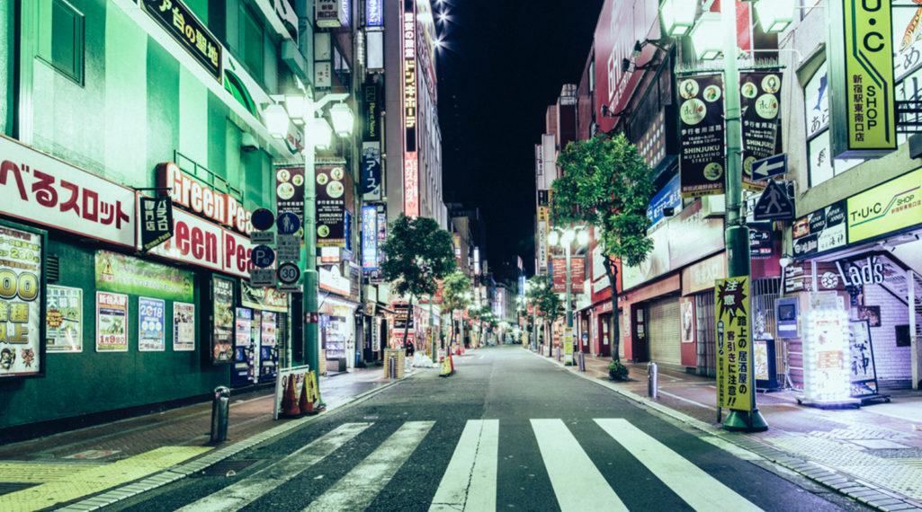 «Desert in the city» : Genaro Bardy photographie Tokyo vidée de ses habitants