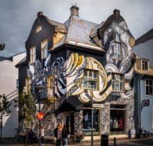 Focus sur Reykjavik : la capitale de l'Islande s'ouvre au street art !