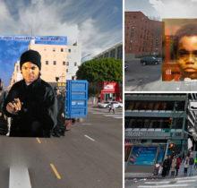 Les covers des plus grands albums hip-hop prennent vie dans Googe Street view