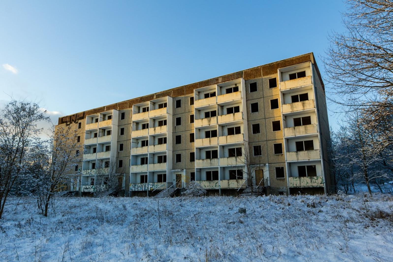 Berlin village abandon urbex 1936 - Berlin, Sarajevo, Athènes : les sites des Jeux Olympiques version urbex