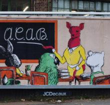 «ACAB» :  un recueil des meilleures affiches anti-police financé… par la police elle-même !