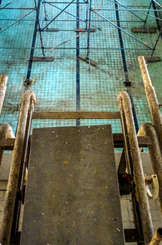 berlin piscine abandon urbex jo - Berlin, Sarajevo, Athènes : les sites des Jeux Olympiques version urbex