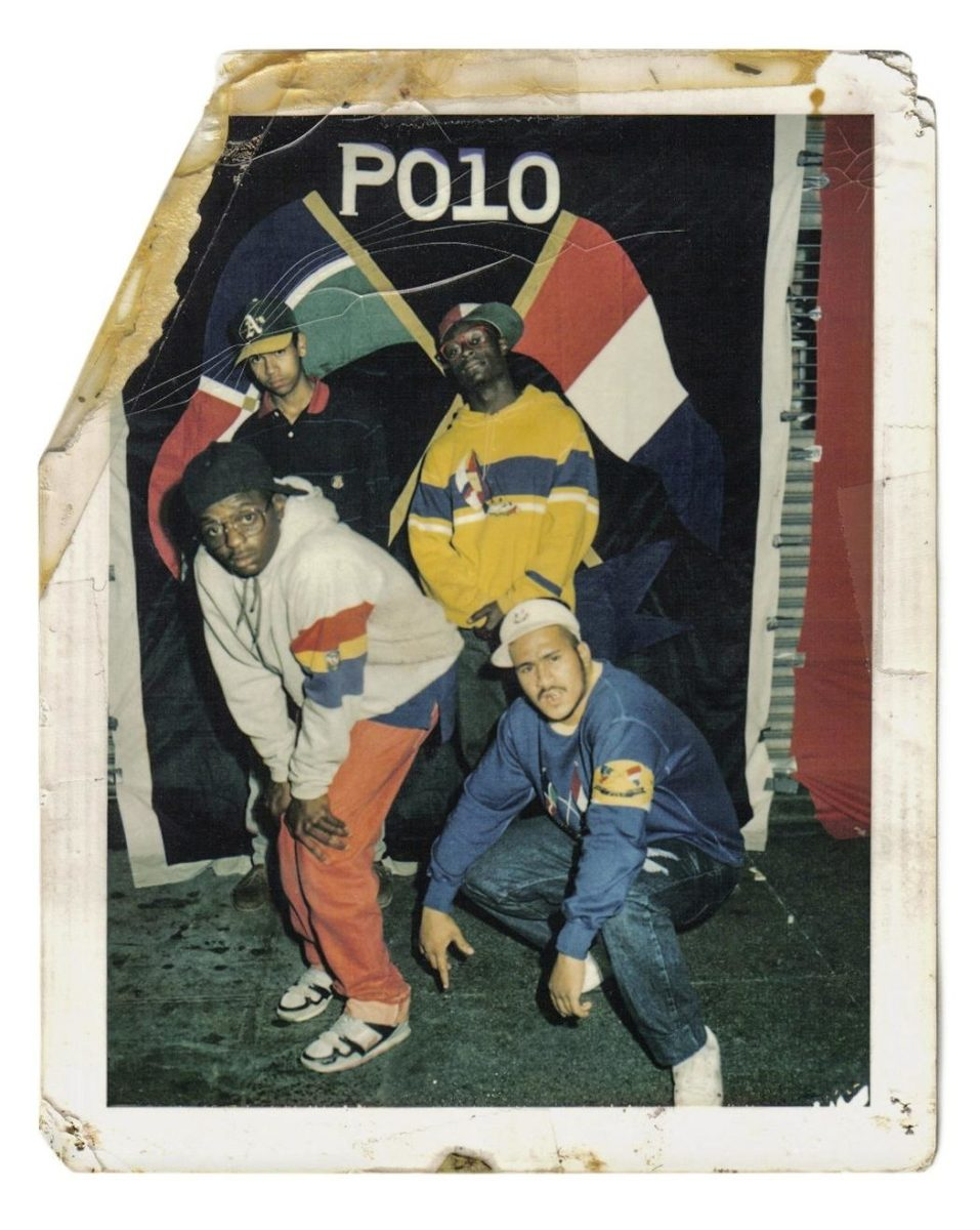 "brooklyns ralph lauren gang body streetwear polaroid - Le documentaire ""Horse Power"" retrace l'impact de Ralph Lauren dans le hip-hop"