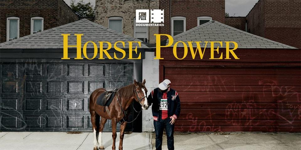 """Documentaire Retrace Power"""" Lauren L'impact Ralph Le """"horse Dans De nmN0w8PyvO"""