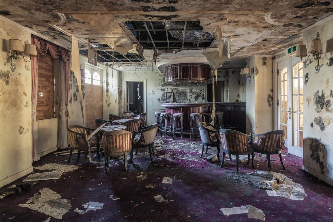 """love hotel saloonBobThissen - Urbex : dans l'étrange intimité d'un """"love hotel"""" japonais abandonné"""