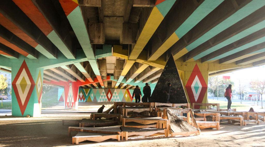 Le collectif Basurama fait du recyclage un art véritable