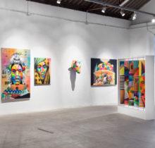 Le street art s'invite au Grand Palais le temps du salon Art Capital