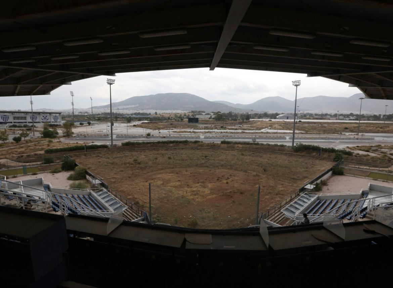 stade abandonne urbex jeux olympiques - Berlin, Sarajevo, Athènes : les sites des Jeux Olympiques version urbex