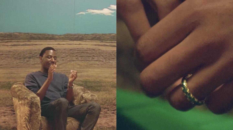 """tyler the creator canape interview rap - Tyler the Creator dissèque """"Flower Boy"""" dans une vidéo d'une heure"""