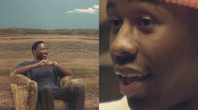 """tyler the creator us rap interview - Tyler the Creator dissèque """"Flower Boy"""" dans une vidéo d'une heure"""