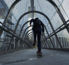 « Unwordable », un film de skate qui explore Paris et sublime son architecture