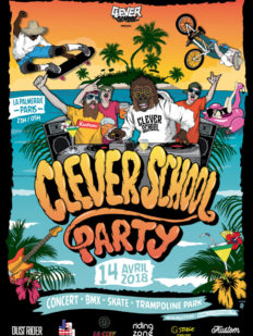 Clever school party avril paris 232x309 - CLEVER SCHOOL, #PARTY