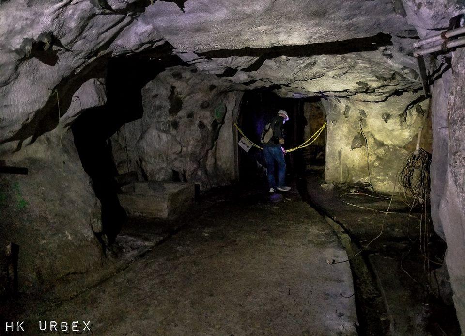 Hk urbex guerre tunnel exploration - Le collectif HK Urbex immortalise les lieux oubliés de Hong-Kong