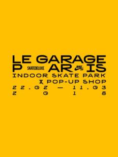 Le garage paris nikesb skatedeluxe paris 232x309 - LE GARAGE PARIS NIKE SB x SKATEDELUXE, #POP-UP