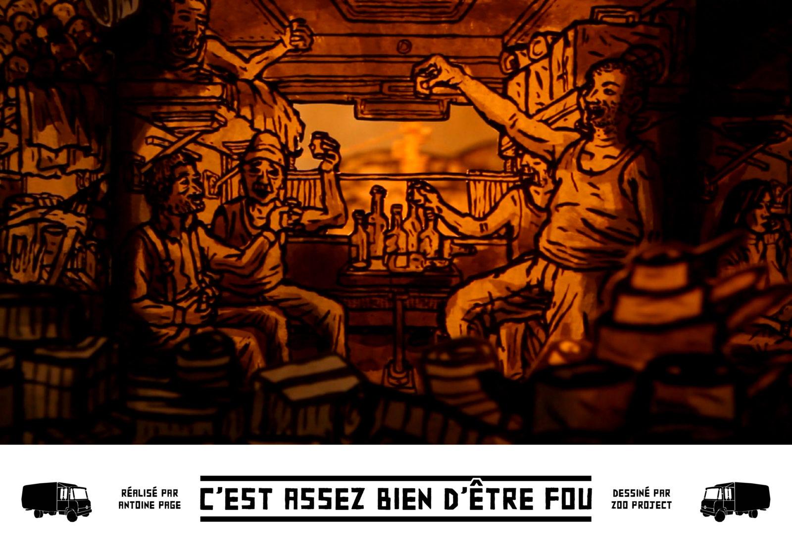antoine page zoo project hommage - Le documentaire-hommage au street artiste Zoo Project enfin au cinéma