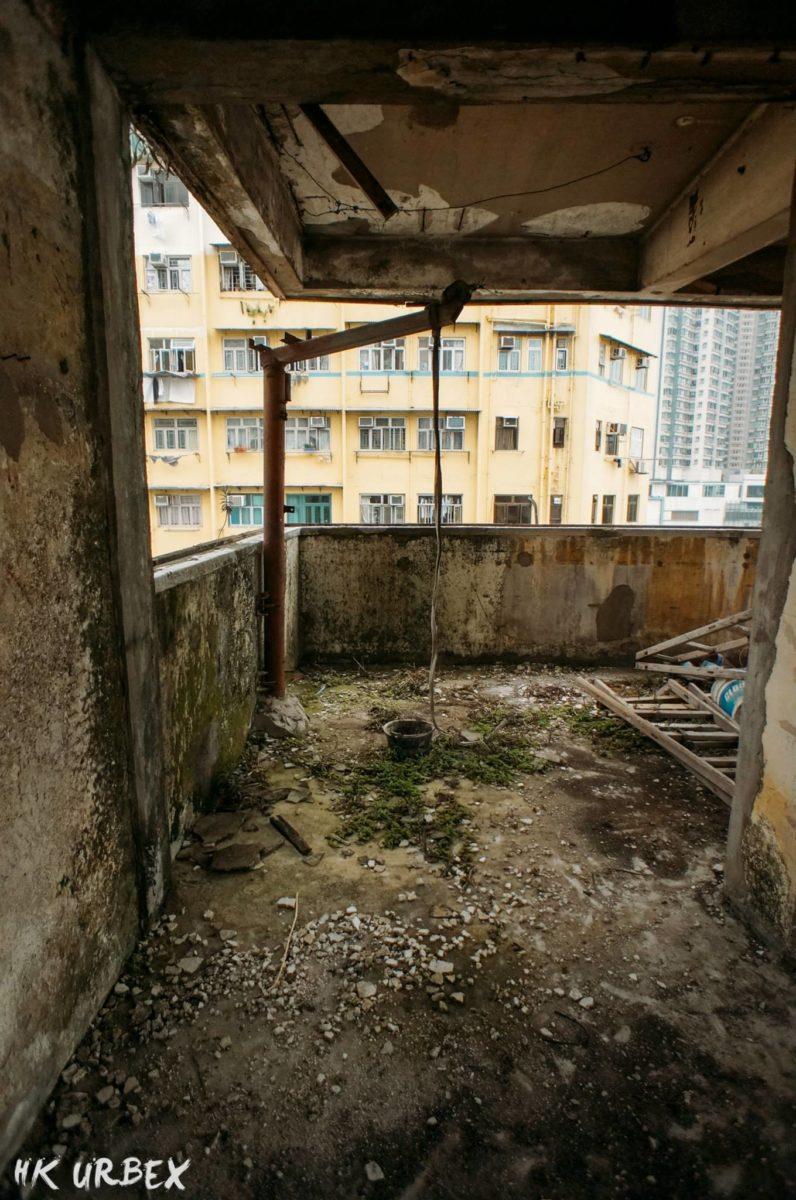 batiment hk urbex exploration collectif - Le collectif HK Urbex immortalise les lieux oubliés de Hong-Kong